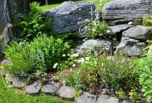 Rock Garden, section 1