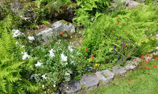 Rock Garden, section 3