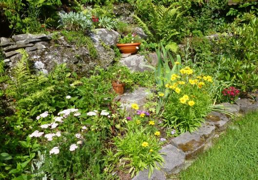 Rock Garden, section 4