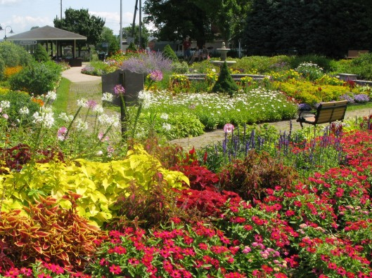 Macungie Flower Park
